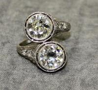 Diamond Ring.  Sold for $17,080.