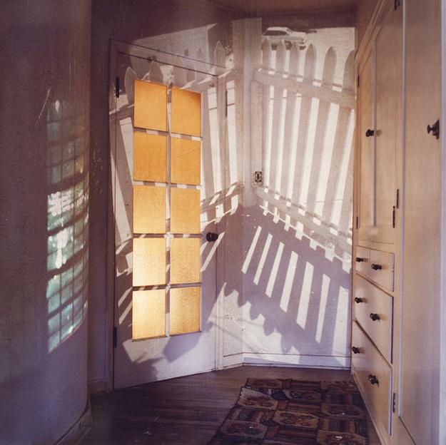 Lorie Novak Doorway Shadows, n.d.  Color photograph Gift of Arthur J.  Goodwin