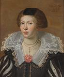 1.  Attr: Justus Sustermans (Flemish, 1597-1681)