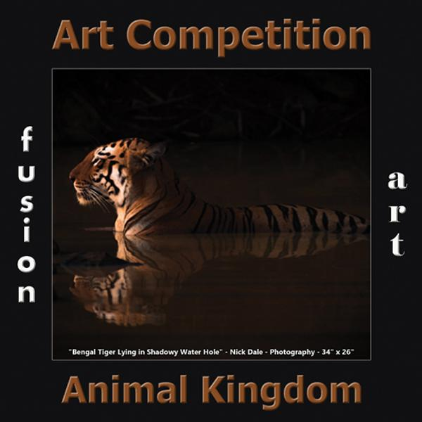 4th Annual Animal Kingdom Art Competition www.fusionartps.com