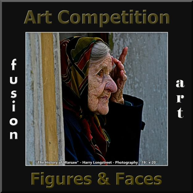 4th Annual Figures & Faces Art Competition www.fusionartps.com
