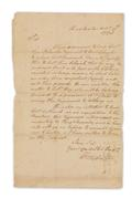 "Lot 5: George Washington, Letter Signed, as Commander in Chief, planning the Sullivan Expedition, ""Head Quarters,"" Fredericksburg, Virginia, 1778.  Estimate $25,000 to $35,000."