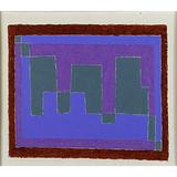 504, Josef Albers, Study for Painting: Mirage A, $30,000-50,000