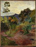 Paul Gauguin (1848-1903) Martinique Landscape, 1887 Oil on canvas, 115 x 88.50 cm © Scottish National Gallery, Edinburgh