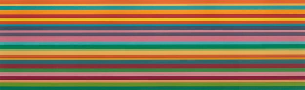 Lot 59.  Kenneth Noland (American, 1924-2010)