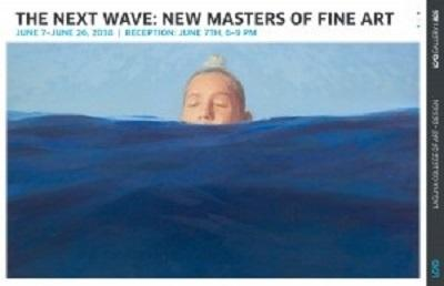 LCAD Gallery 805 is pleased to announce The Next Wave: New Masters of Fine Art, an exhibition that will feature works by students, candidates, and recent graduates of LCAD's MFA programs in Drawing and Painting.