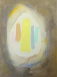 William Perehudoff, AC-87-041, 1987, Acrylic on canvas, 73 1/2 x 54 inches