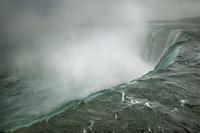 Annie Leibovitz Niagara Falls, Ontario, Canada, 2009 Photograph 24 3/8 × 35 ¼ inches