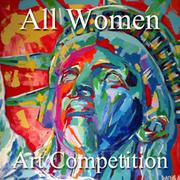 "4th Annual ""All Women"" 2015 Online Art Competition"
