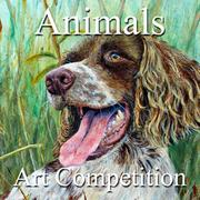 "5th Annual ""Animals"" Online Art Competition"