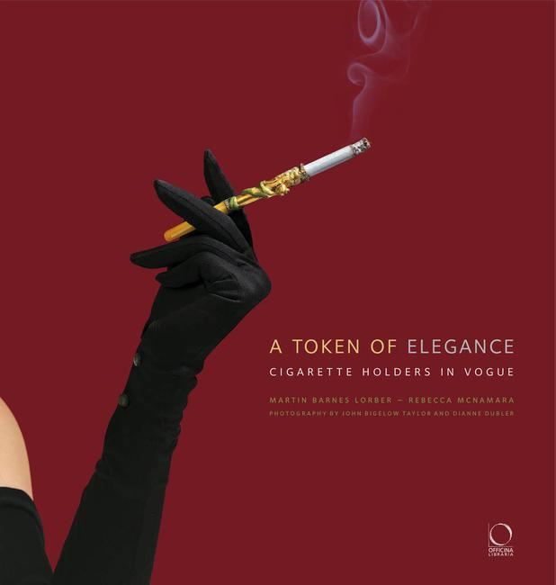 Cover image for A Token of Elegance: Cigarette Holders in Vogue