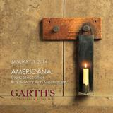Cover of Garth's Auction catalog for the Collection of Ray & Mary Ann Meisberger