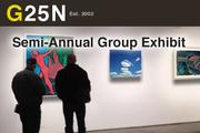 "Announcing G25N's First Semi-Annual - ""Open Group Exhibit"""