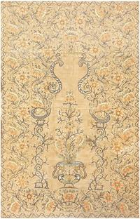 Figure 2.  Antique Persian Silk Textile, Circa Mid 19th Century