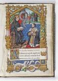 Book of Hours, Francis I, Use of Rome, 1539-1540, Francois de Rohan, from LES ENLUMINURES.