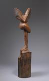 Mary Frank, Winged Woman, c.  1960.