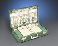 Lady Sarah Churchill's Motor Picnic Set ($12,500).