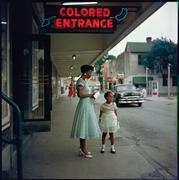 Gordon Parks, Department Store, 1956.  Pigment print.