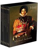 Michael Jackson Public Exhibition Five Catalog Box Set from Julien's Auction.