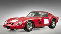 This 1962 Ferrari 250 GTO will be offered by Bonhams with no reserve price at the annual Pebble Beach Concours d'Elegance this week.  Experts say the car could bring as much as $70 million.