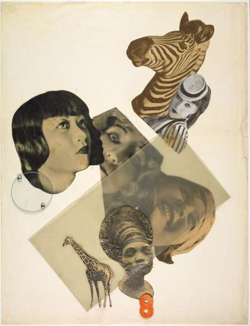 Marianne Brandt, Untitled [with Anna May Wong], 1929.  Harvard Art Museums/Busch-Reisinger Museum, Purchase through the generosity of the Friends of the Busch-Reisinger Museum and their Acquisitions Committee, Richard and Priscilla Hunt, Elizabeth C.  Lyman, Mildred Rendl-Marcus, and Sylvia de Cuevas