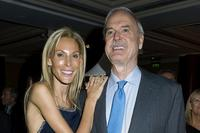John Cleese and Jennifer Wade