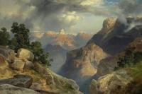Thomas Moran's Grand Canyon, 1912.