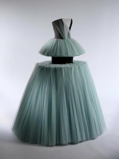 Ball Gown, Viktor & Rolf (Dutch, founded 1993), spring/summer 2010; The Metropolitan Museum of Art, Purchase, Friends of The Costume Institute Gifts, 2011 (2011.8) © The Metropolitan Museum of Art, by Anna-Marie Kellen