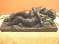 """Amour et Psyché II,"" supposedly by Rodin, is the subject of a legal dispute."