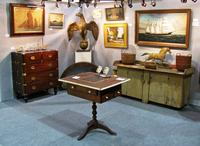 The new dates for the Guilford Antiques Show are Saturday, April 14 and Sunday, April 15, 2012.