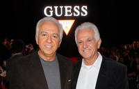 Two of the founders of Guess Jeans, Maurice and Paul Marciano, plan an art museum.