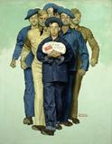 "Norman Rockwell's ""Willie Gillis: Package from Home,"" 1941, is priced at $4.85 million on Amazon Arts."