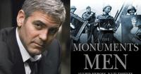 "George Clooney directs and stars in ""The Monuments Men."""
