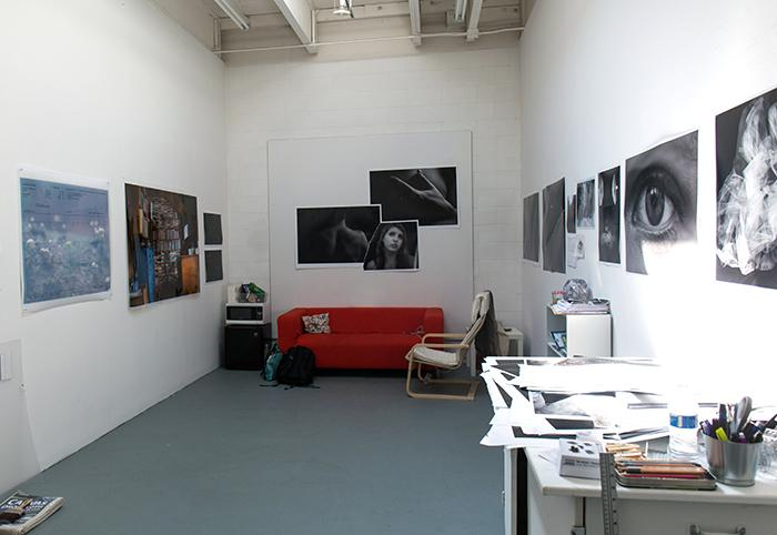 Studio of Aurora Berger