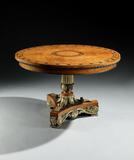A Regency Table from Exhibitor Godson & Coles