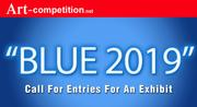ART CALL TO ARTISTS AND PHOTOGRAPHERS – BLUE 2018