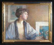 Frederick Bosley---The Blue Kimono