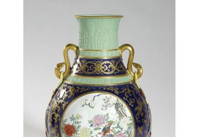 Chinese Vase Sold For $18 million