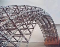 Chris Burden, Curved Bridge, 2003.  Courtesy Galerie Krinzinger, Vienna