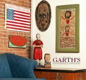 Catalog Cover for Garth's Auctions' November 23-24, 2012 auction