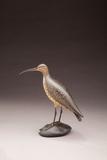 A.  Elmer Crowell (1862-1952), East Harwich, MA, Hudsonian Curlew, c.  1915, Estimate: $60/90,000