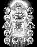 "R.  Crumb, ""The Book of Genesis Illustrated by R.  Crumb,"" 2009, title page"