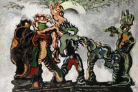 """Max Ernst's """"La Carmagnole"""" from 1927."""
