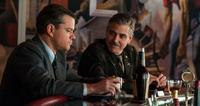 "Matt Damon and George Clooney star in ""The Monuments Men."""