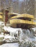 Frank Lloyd Wright (1867 - 1959), Fallingwater, Kaufmann House, Bear Run, Pennsylvania, 1936.