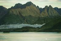 """Early Morning, Alaska"" oil on canvas 24"" x 36"""