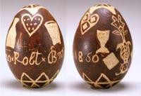1850 Easter Egg