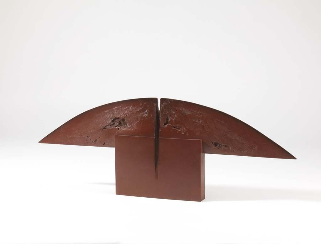 Ann Christopher Edge of Memory, 2013 Bronze
