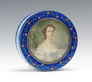 19th Century Enamel Box