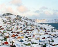Jöel Tettamanti, Qaqortoq, Greenland, 2004.